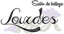 Salón de Belleza Lourdes Logo